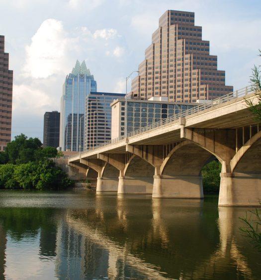 Austin's Congress Bridge