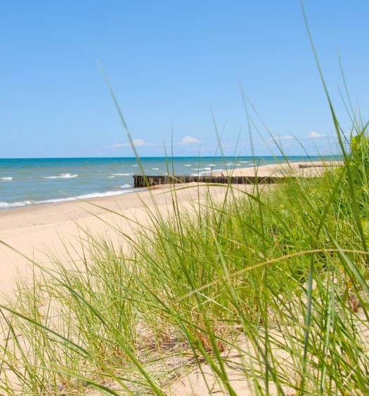 Warren Dunes State Park Michigan