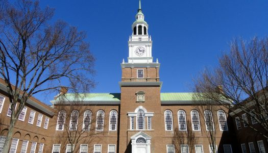 Visiting Hanover, New Hampshire