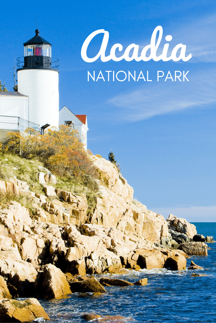 View our guide to visiting Acadia National Park.