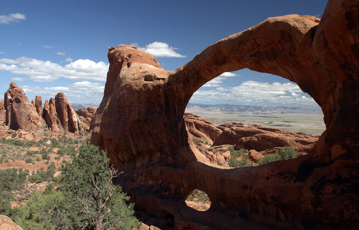 Arch at Arches National Park
