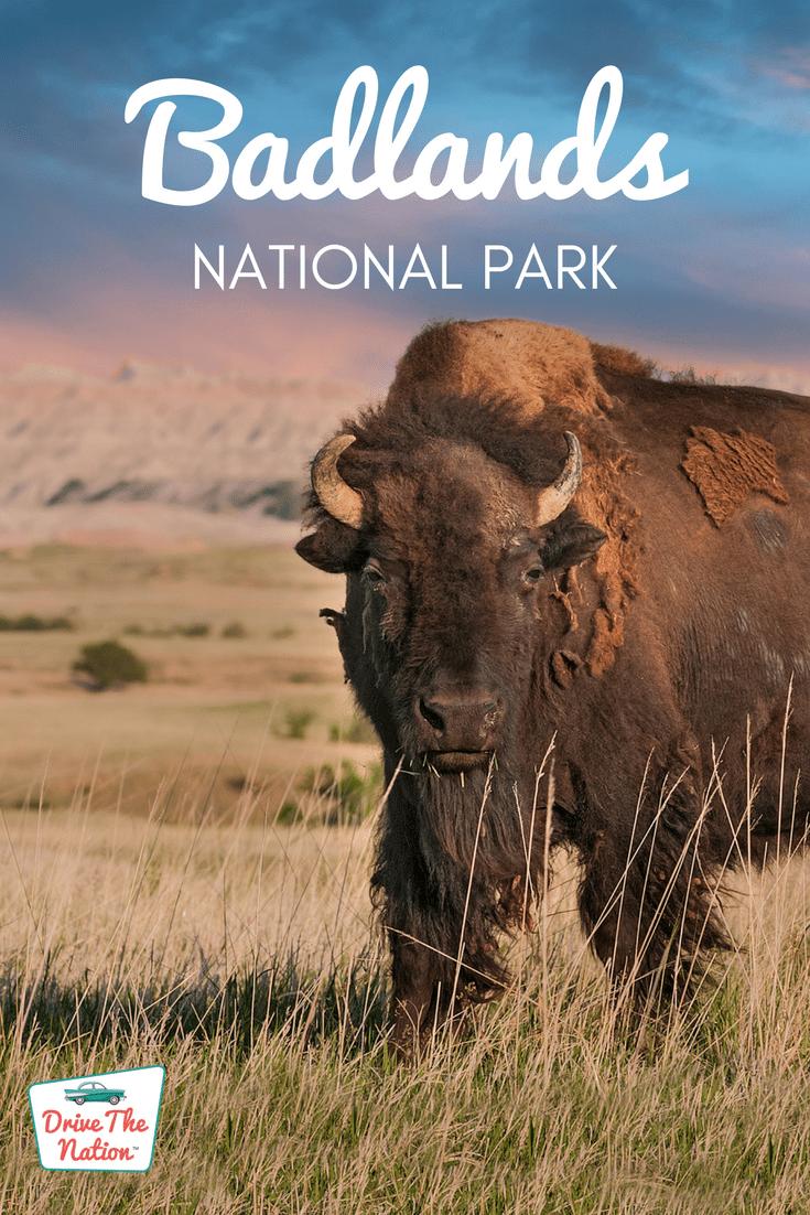 Explore the beautiful South Dakota Badlands