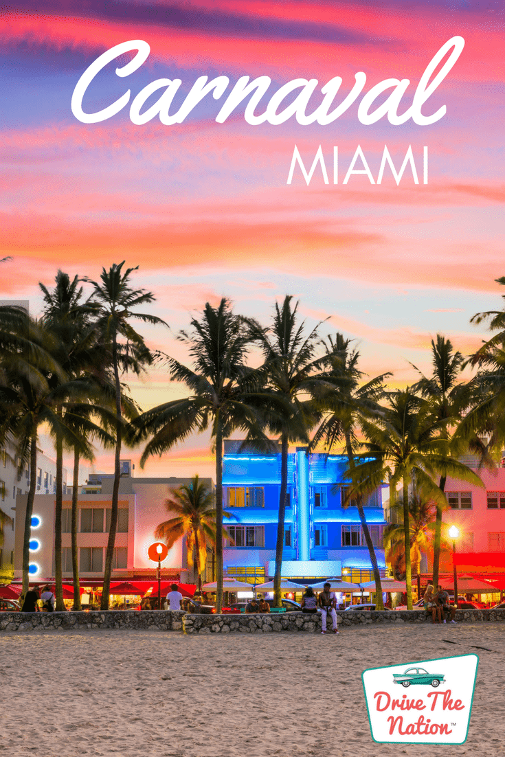 Experience one of the biggest events of the year in Miami, FL!