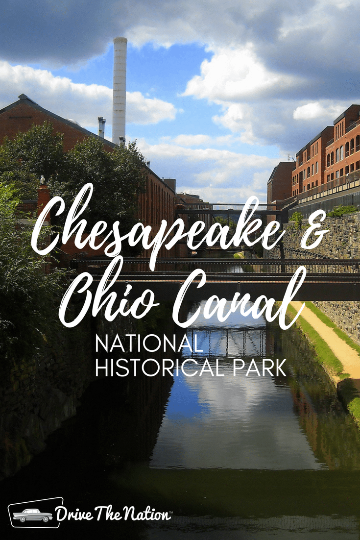 Chesapeake and Ohio Canal National Historical Park