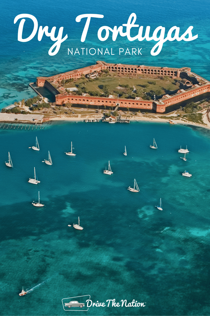 Located 70 miles off the coast of Key West, this tropical paradise is one-of-a-kind.