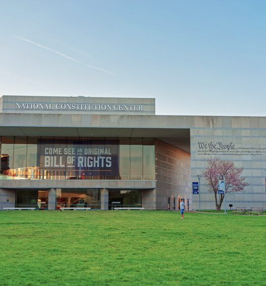 National Constitution Center In Philadelphia