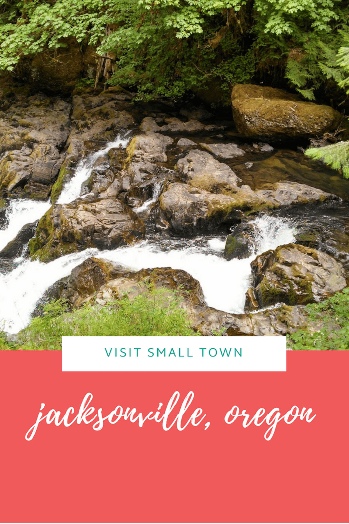 Much of Jacksonville is preserved as a National Historic Landmark, and this is a cool location for those seeking a quiet adventure.