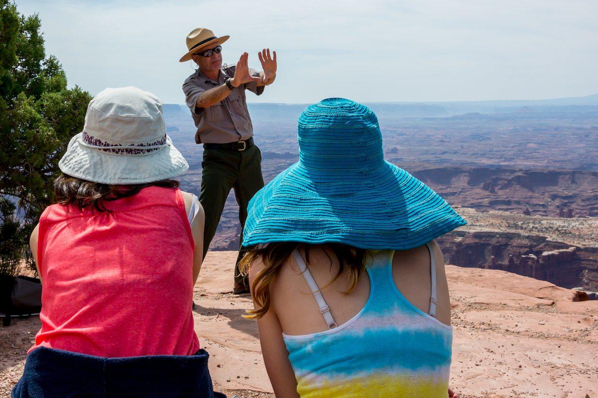 Canyonlands Park Ranger