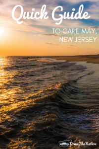 Quick Guide to Cape May