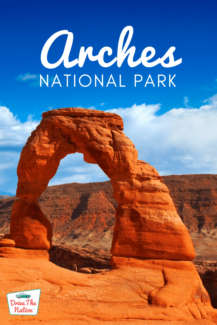 See hundreds of natural arches at this beautiful park.