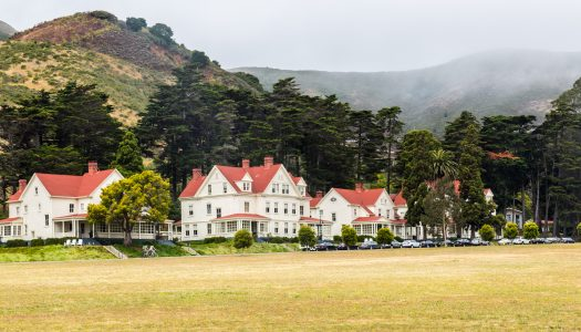 Visit Fort Baker in San Francisco