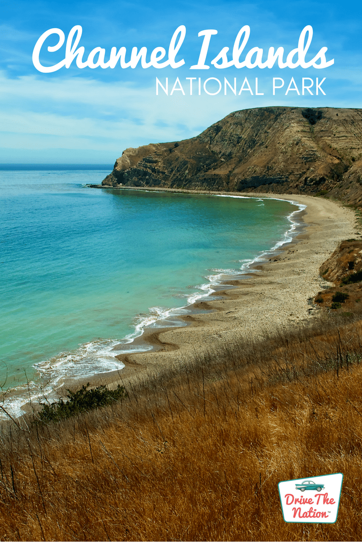 These islands off the coast of California are calling your name!