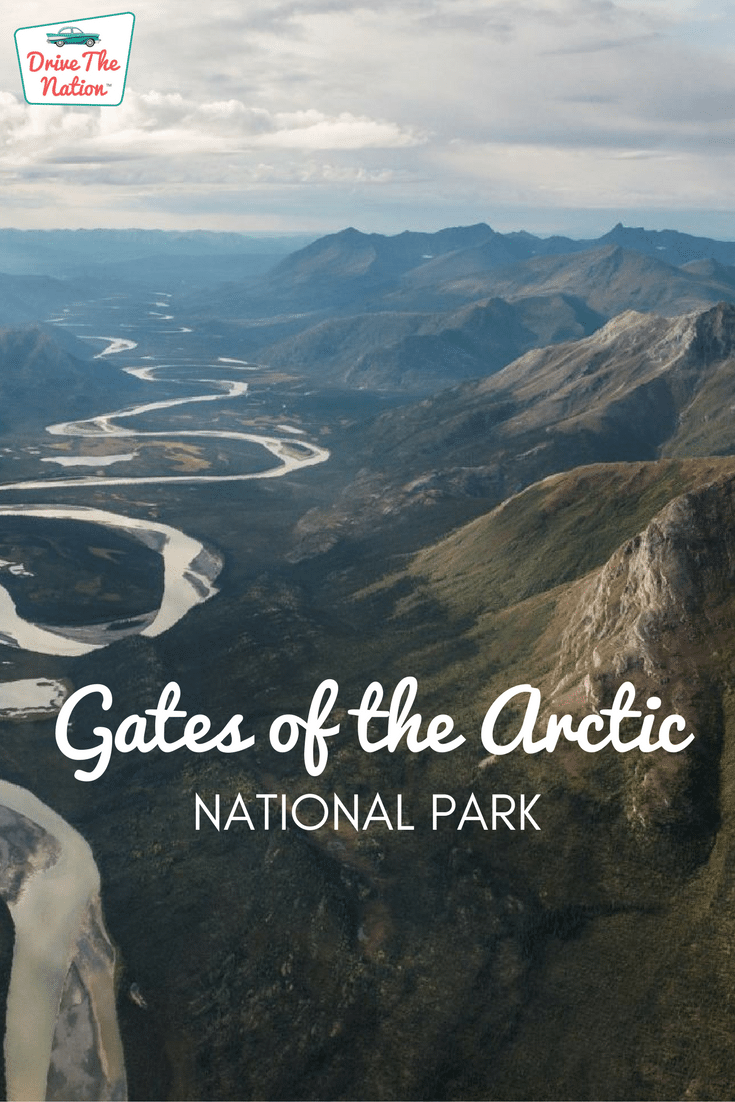 One of the most remote national parks in America, Gates of the Arctic offers expansive vistas and wildlife viewing.