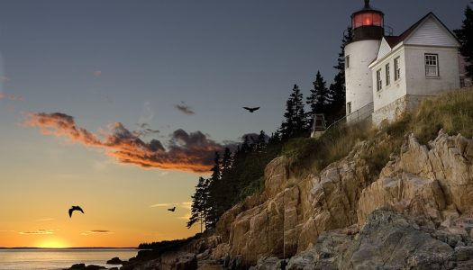 Visiting Bar Harbor, Maine