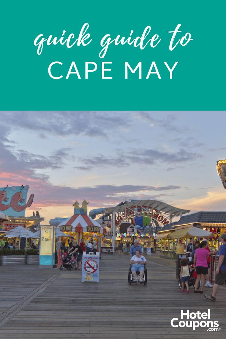 Cape May Boardwalk