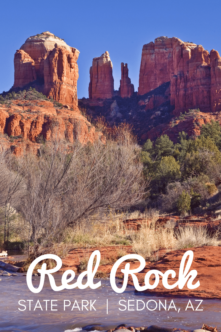 Of course one of the most beautiful state parks in America is in Sedona!