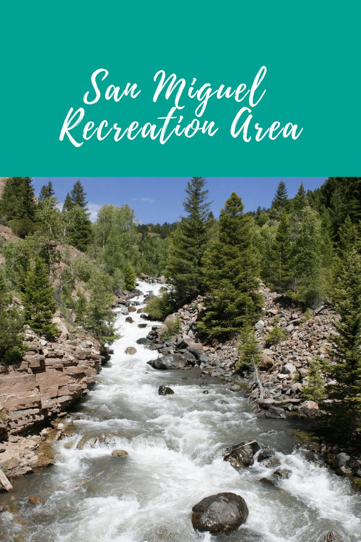 San Miguel Recreation Area
