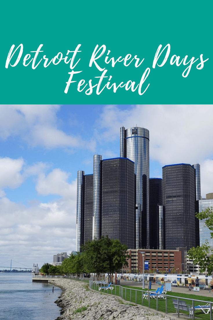 Detroit River Days Festival