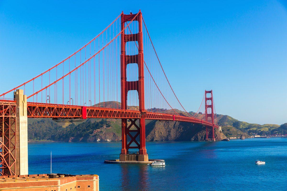 Visiting the Presidio of San Francisco