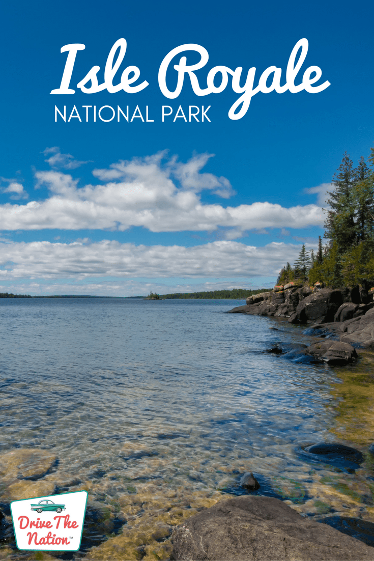 Tucked away on the Michigan side of the US-Canadian border, this park is comprised of the largest island in Lake Superior, Isle Royale, and some 400 surrounding islands.