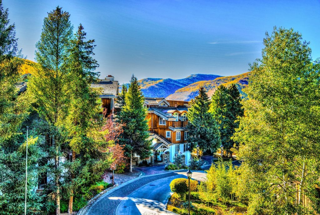 Quick Guide To Vail Co Drive The Nation