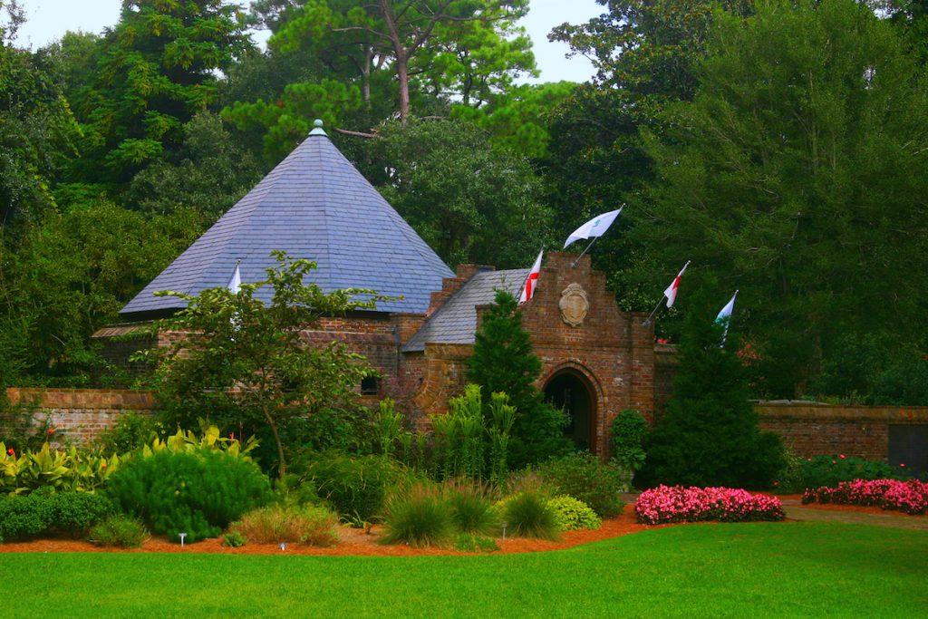 Elizabethan Gardens, North Carolina