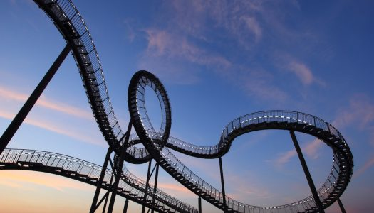 Summer of Sightseeing – Roller Coasters
