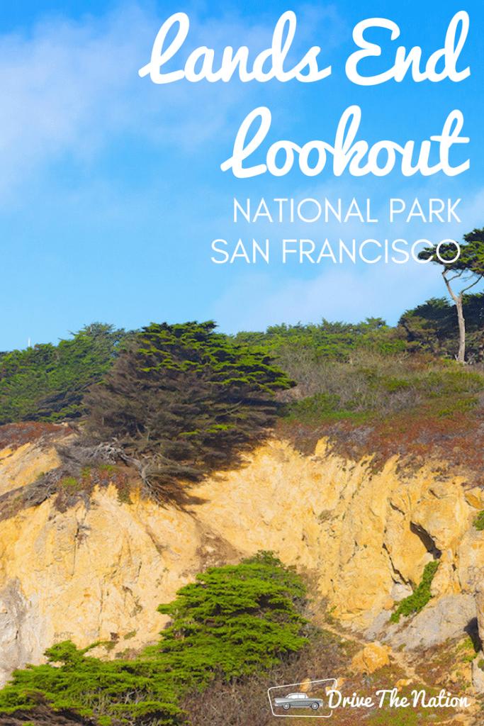 Lands End National Park, San Francisco
