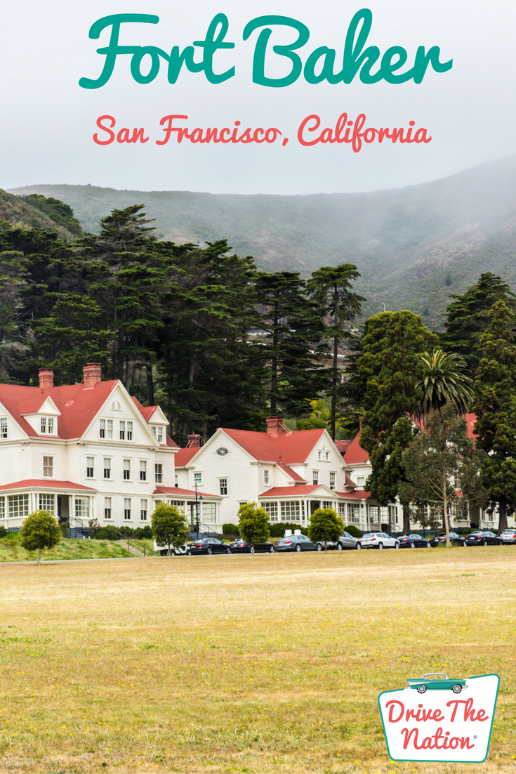 Fort Baker is a part of San Francisco's Golden Gate Recreational Area. Learn more about visiting at our blog.