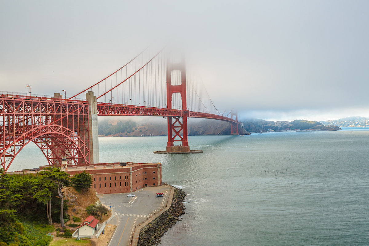 Fort Point and Crissy Field
