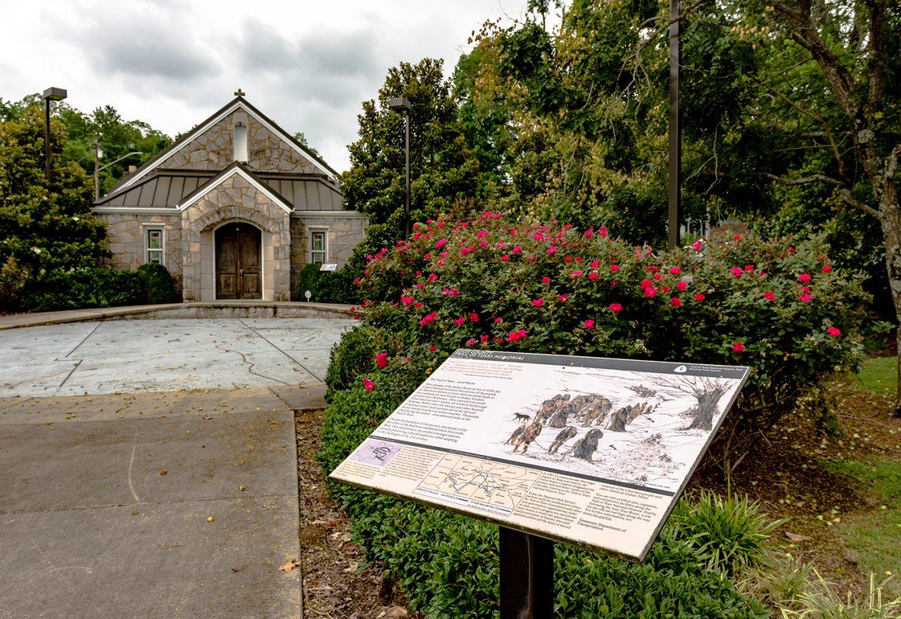 Trail of Tears Memorial
