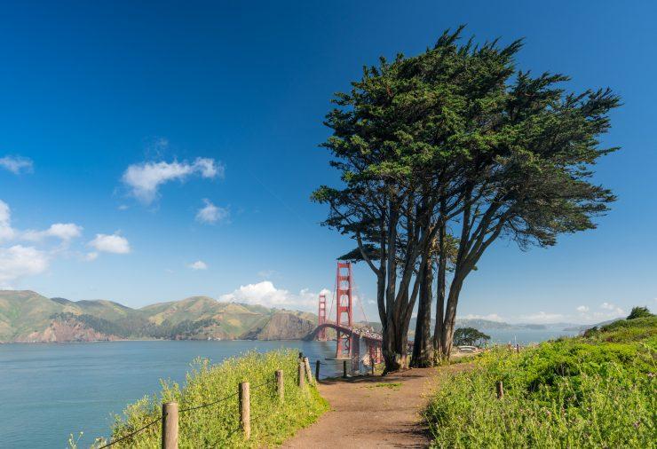 Marin Headlands Golden Gate