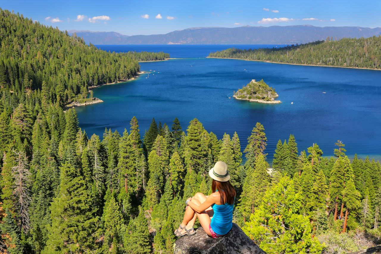Visiting World-Famous Lake Tahoe | Drive The Nation