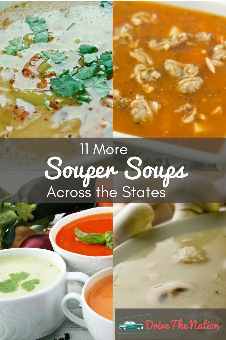 Souper Soups Drive The Nation Pin
