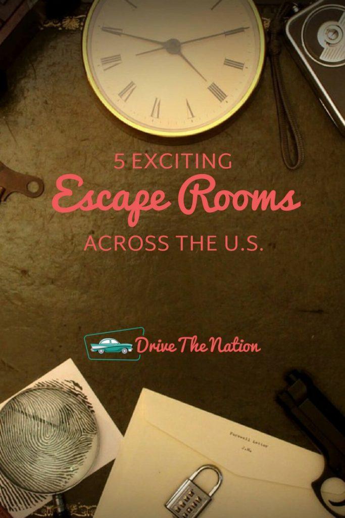 Escape Room Pin