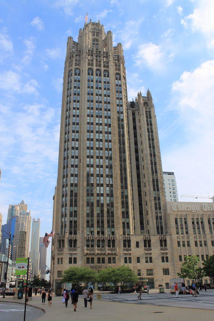 Chicago Tribune Tower