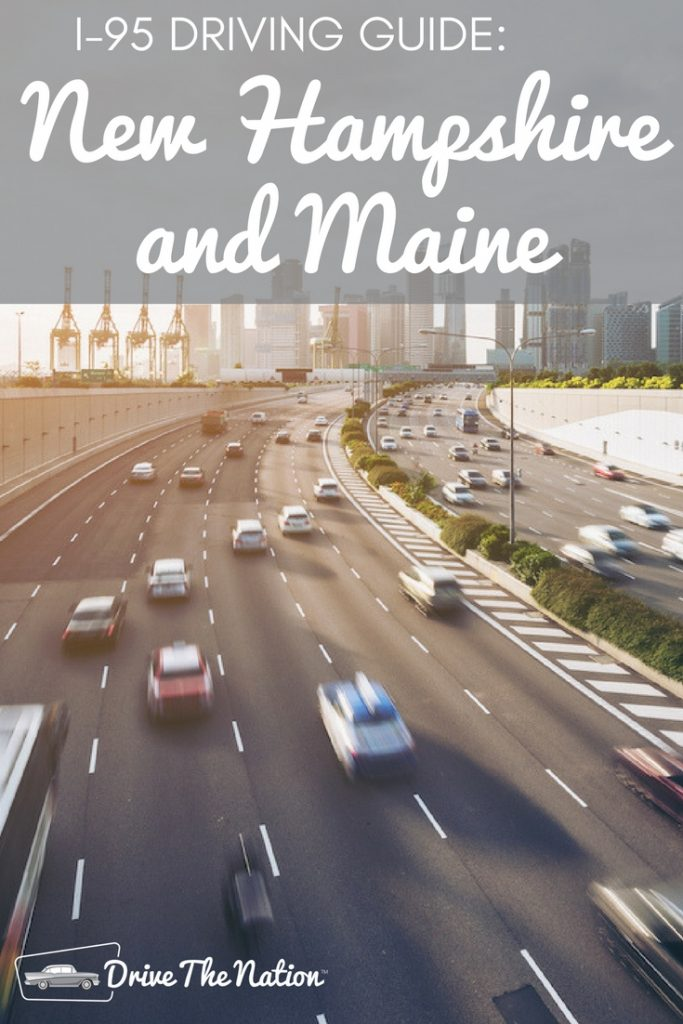 I-95 Driving Guide: New Hampshire and Maine Pin
