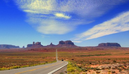 Visiting Monument Valley, Utah