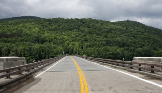 Sightseeing on the Taconic State Parkway
