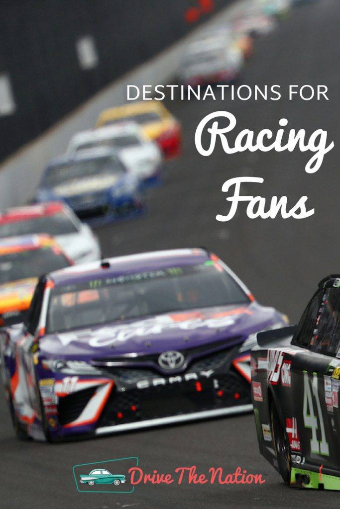Destinations for Racing Fans