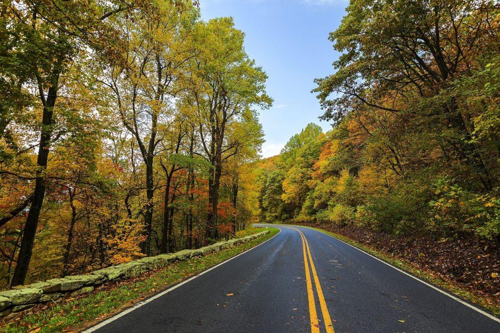 Shenandoah National Park in Luray, VA