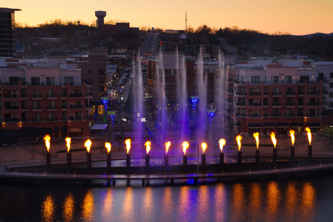 Attractions in Branson, MO