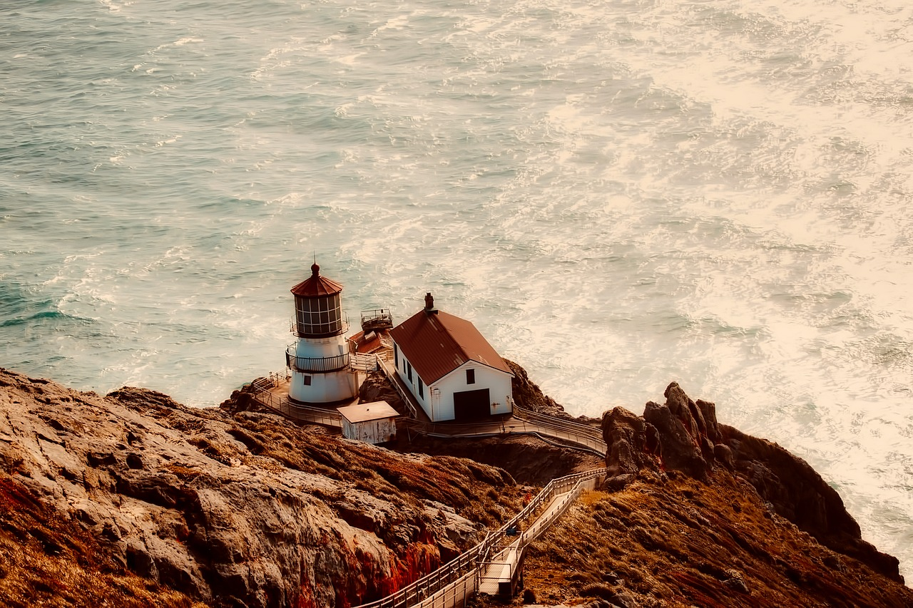 Lighthouses to Climb on the West Coast