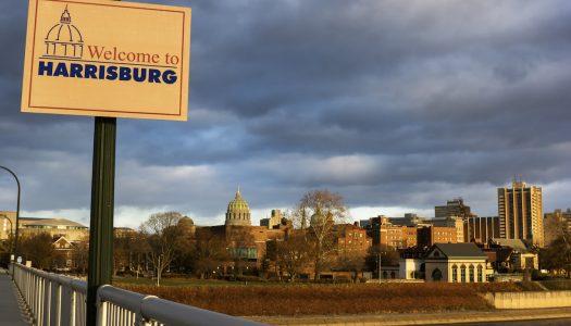 Visiting Harrisburg, PA