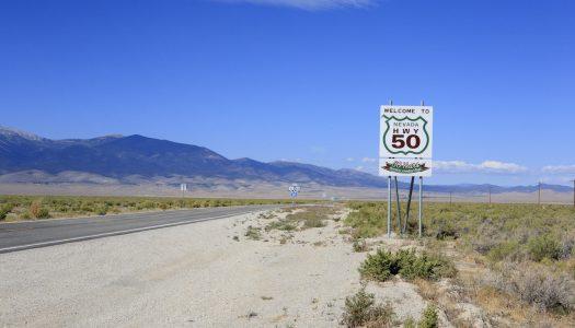 Coast to Coast on Route 50