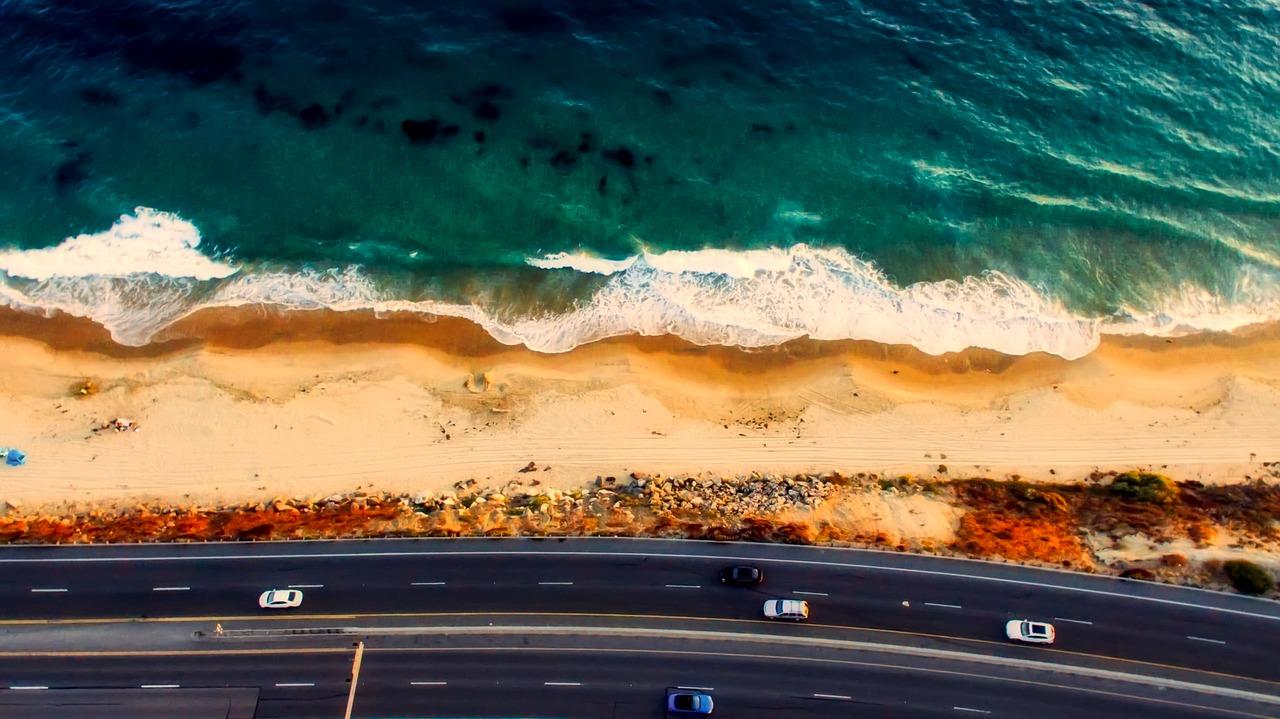 Dana Point and Laguna Beach