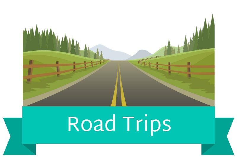 Road Trips Banner